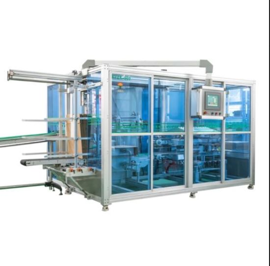 Automatic Carton Box Sealing Machine/ Carton Sealer (Side Belt Conveyor)