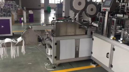 Daily Output 80000 PCS Mask Machine